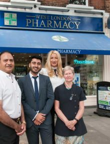 West London Pharmacy: In Good Hands