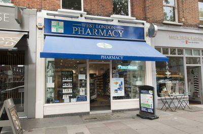 West London Pharmacy - Chiswick W4