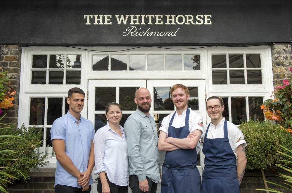 The White Horse Richmond: A Proper Neighbourhood Local