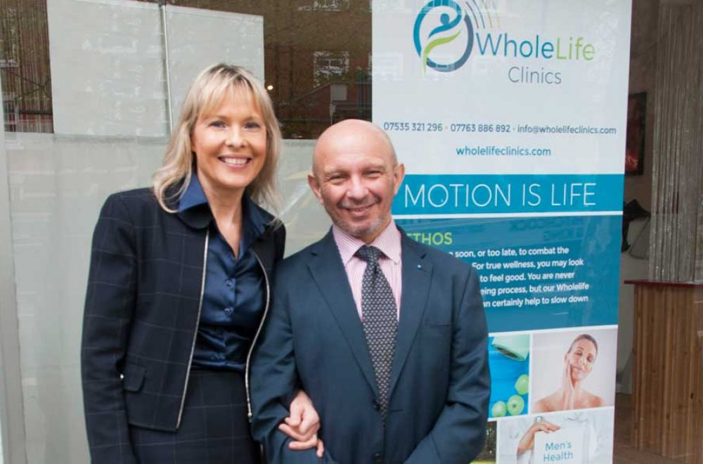 WholeLife Clinics: Taking the Whole View