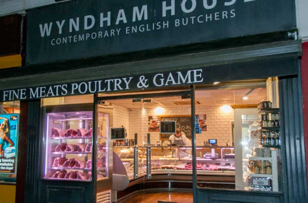 Wyndham House: Christmas Cuts