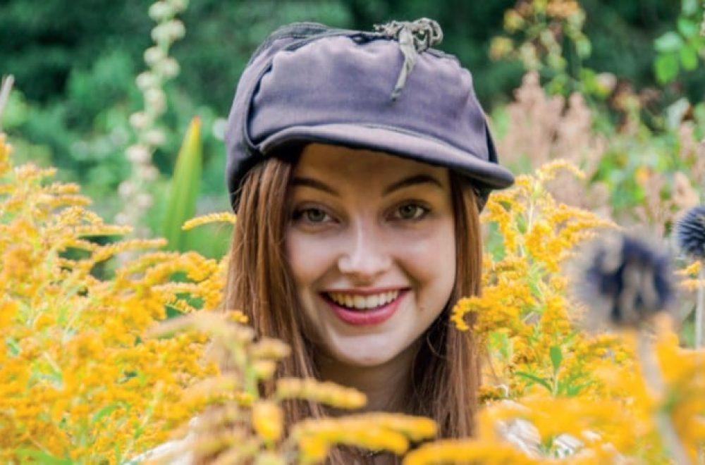 Local actress: Antonia Clarke