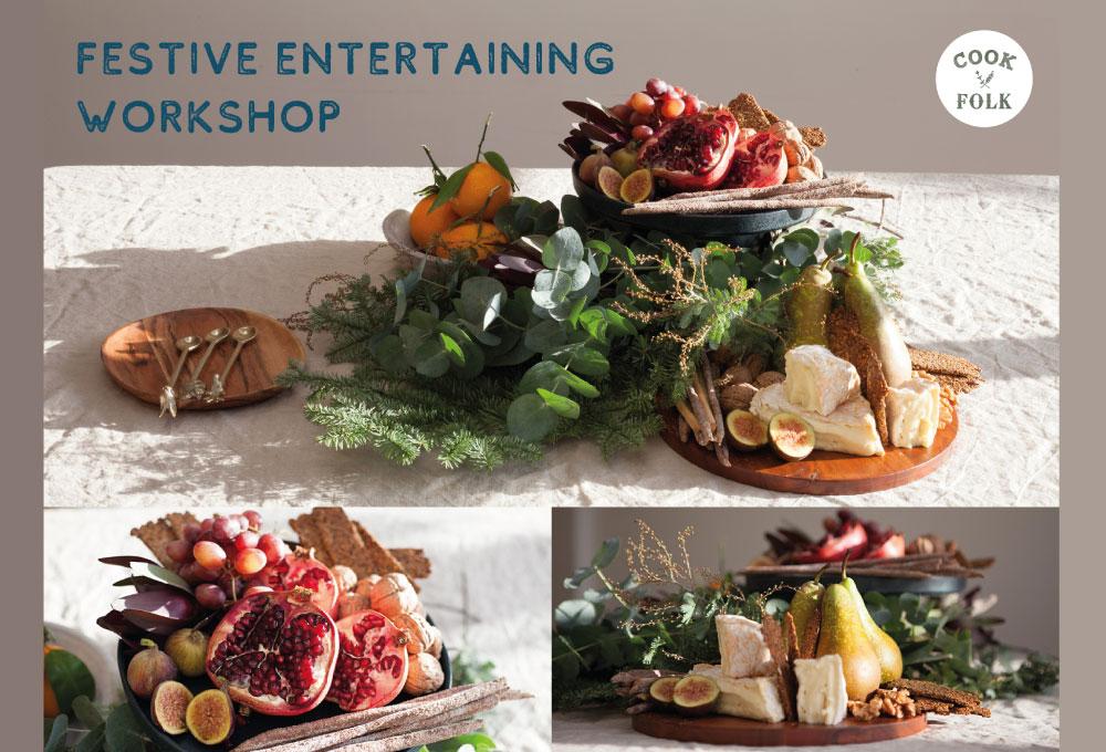 Cooking Workshop: Cook Folk – Online Workshops, One-to-One Courses & Kitchen Edits – Sat 28 Nov & Fri 4th Dec
