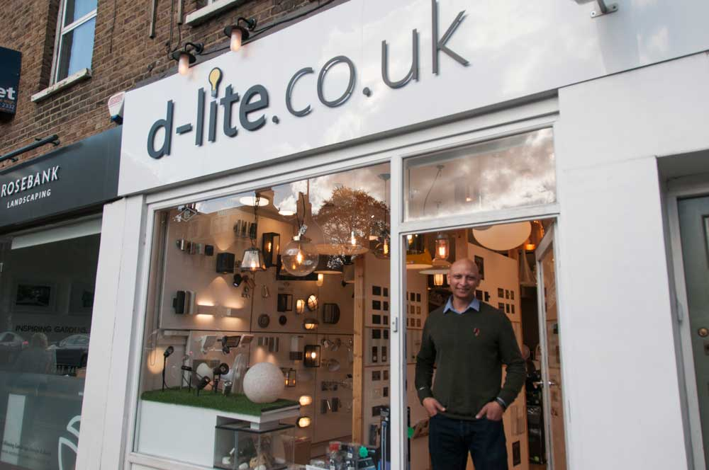 d-lite: Let There Be Light - Keep Things Local