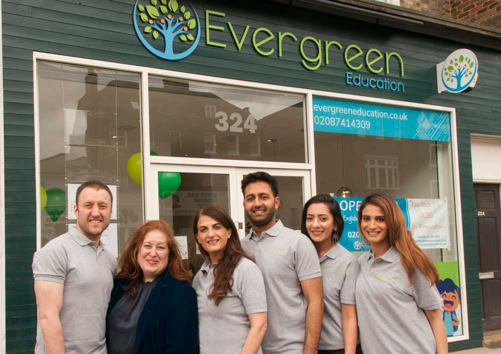 evergreen-education-hammersmith-w6