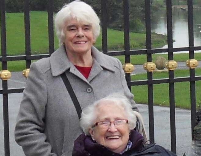 Grove Neighbourhood Centre: Remembering Florrie and Sheila